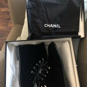 New Chanel Booties